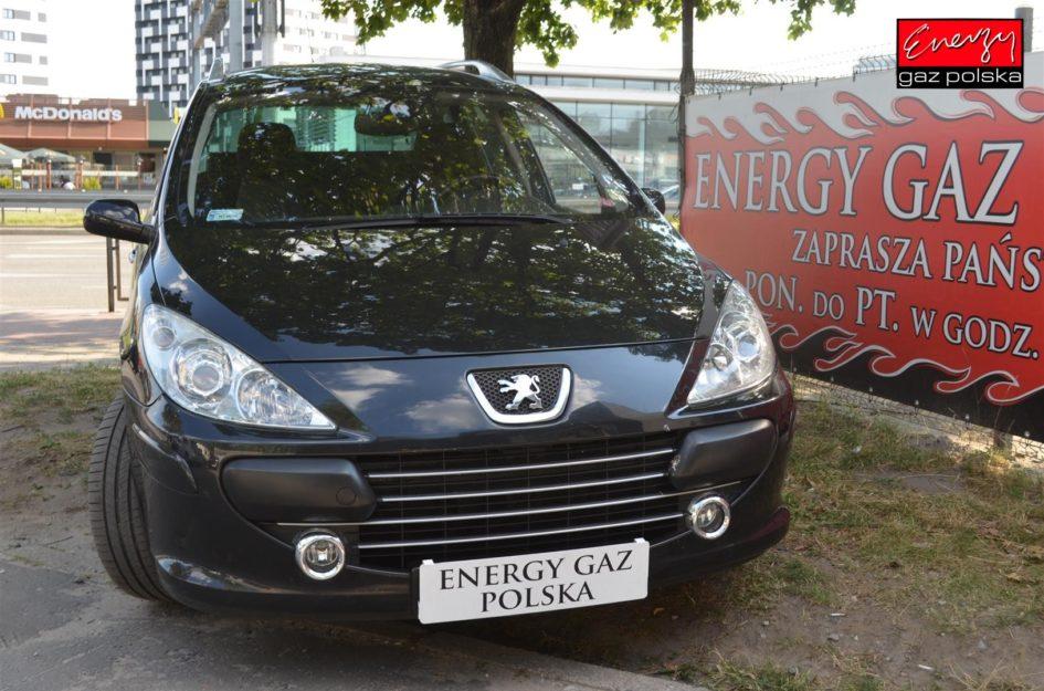 PEUGEOT 307 2.0 140KM 2007R LPG