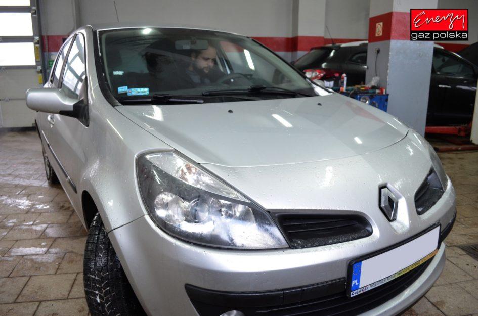 RENAULT CLIO 1.4 2006R LPG