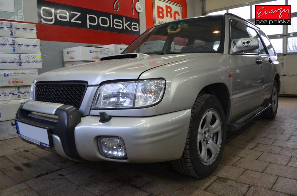 SUBARU FORESTER 2.0T 220KM 2000R LPG