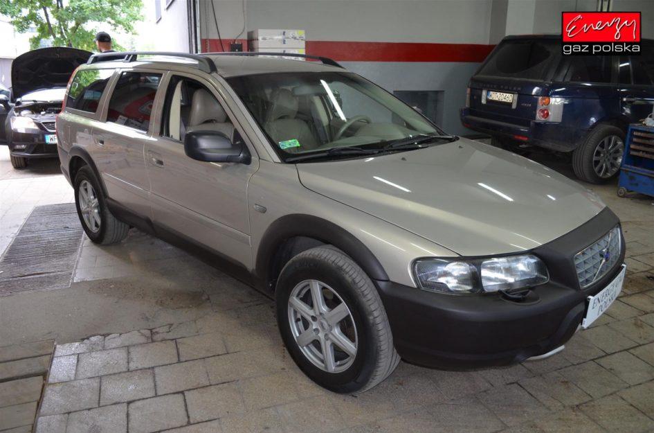 VOLVO V70 2.4T 200KM 2002R LPG