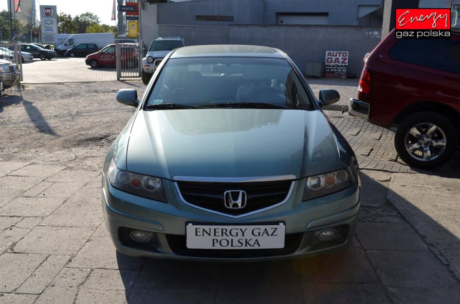 HONDA ACCORD 2.0 155KM 2003R LPG