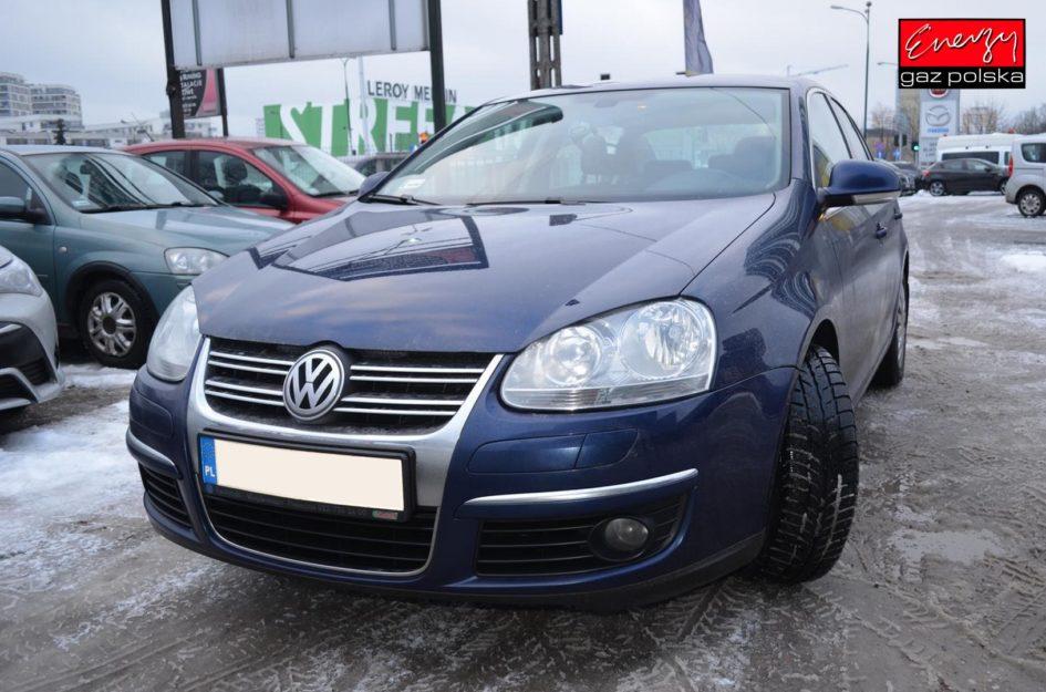 Volkswagen JETTA 1.6 102KM 2010R LPG