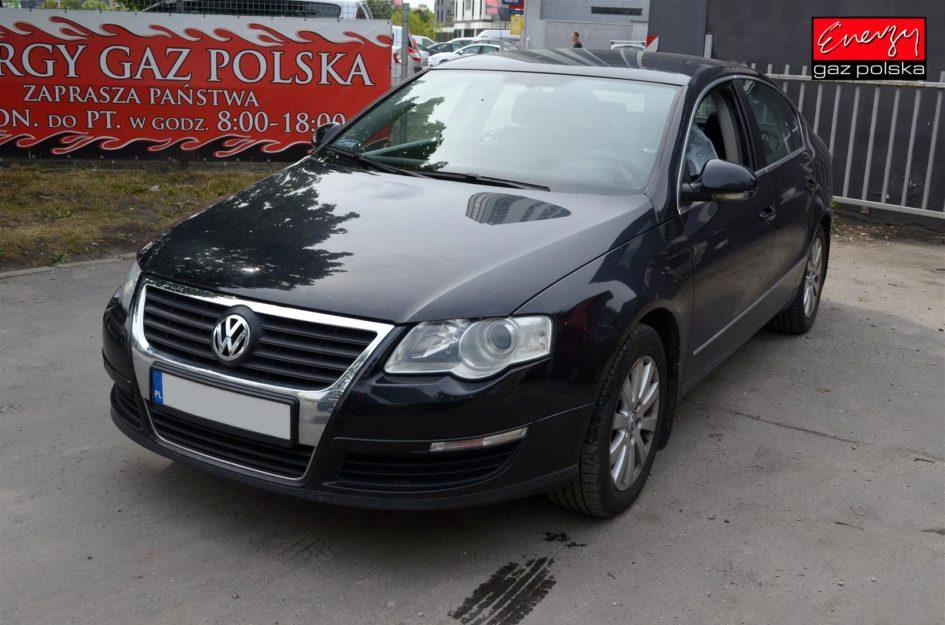 Volkswagen PASSAT 2.0 150KM 2005R LPG