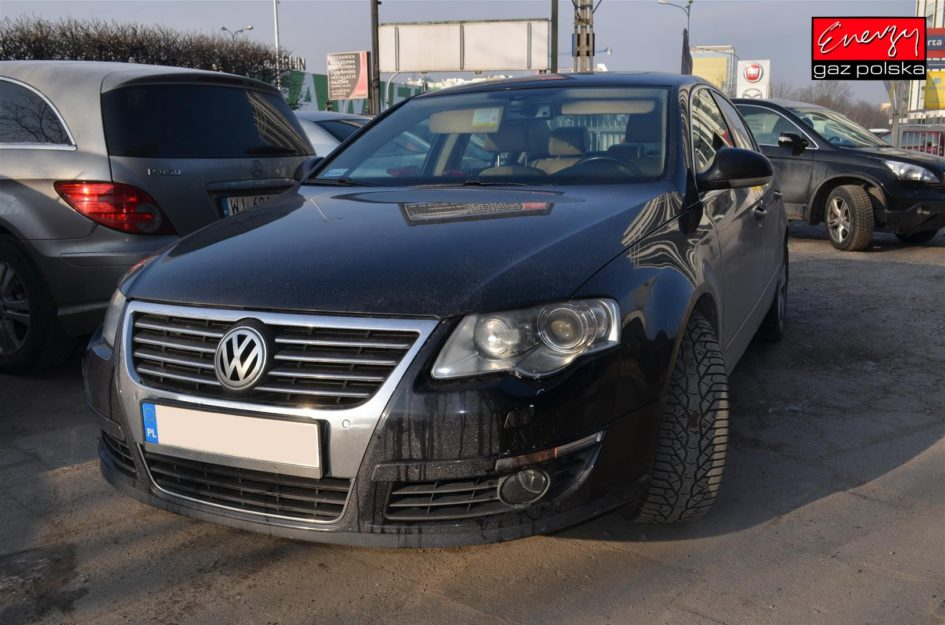 Volkswagen PASSAT 2.0 200KM 2008R LPG