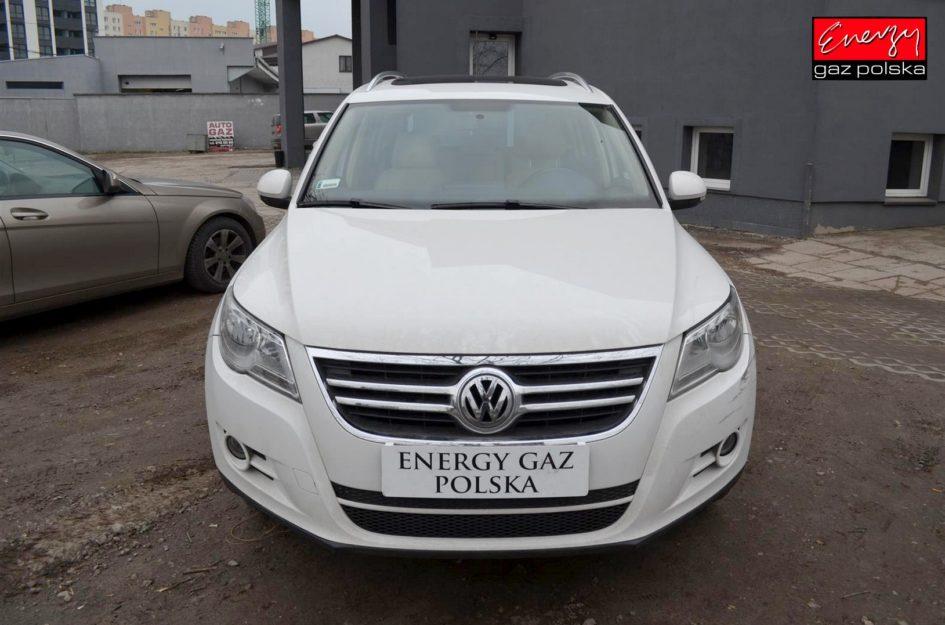 Volkswagen TIGUAN 2.0 200KM 2011R LPG