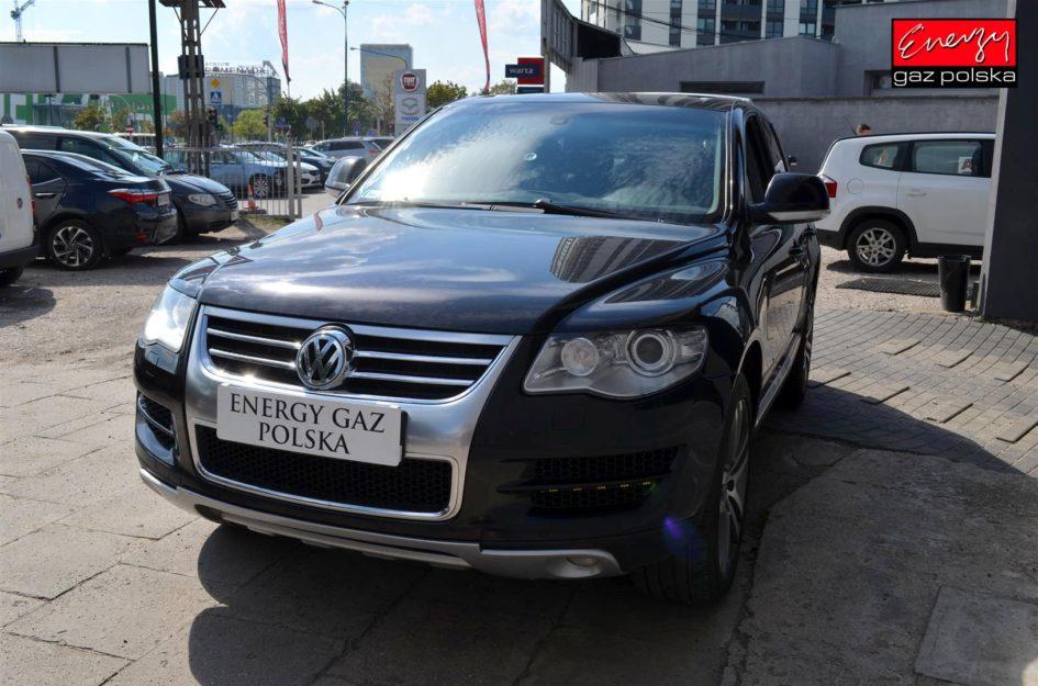 Volkswagen TOUAREG 3.6 280KM 2005R LPG