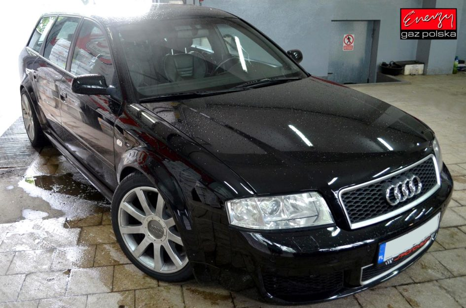 AUDI RS6 4.2 500KM 2004R LPG