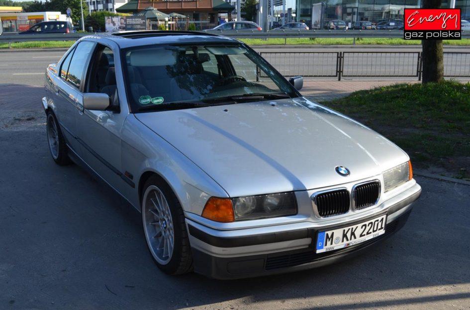 BMW E36 2.0 150KM 1995R LPG