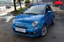 FIAT 500 1.4 100KM 2015R LPG