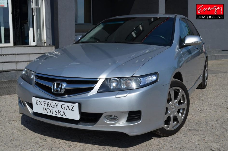 HONDA ACCORD 2.0 155KM 2005R LPG