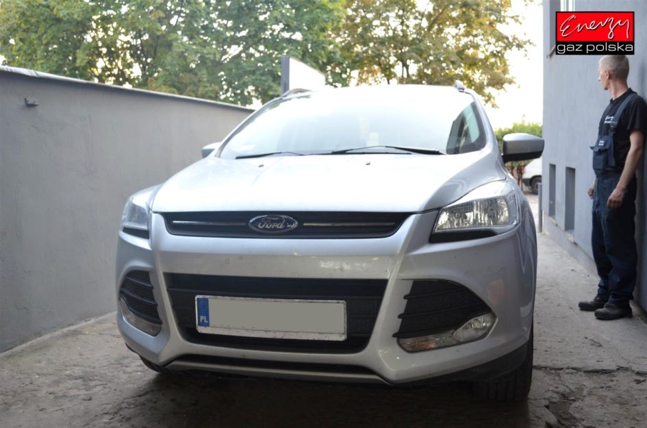 FORD ESCAPE 1.6 150KM 2014R LPG