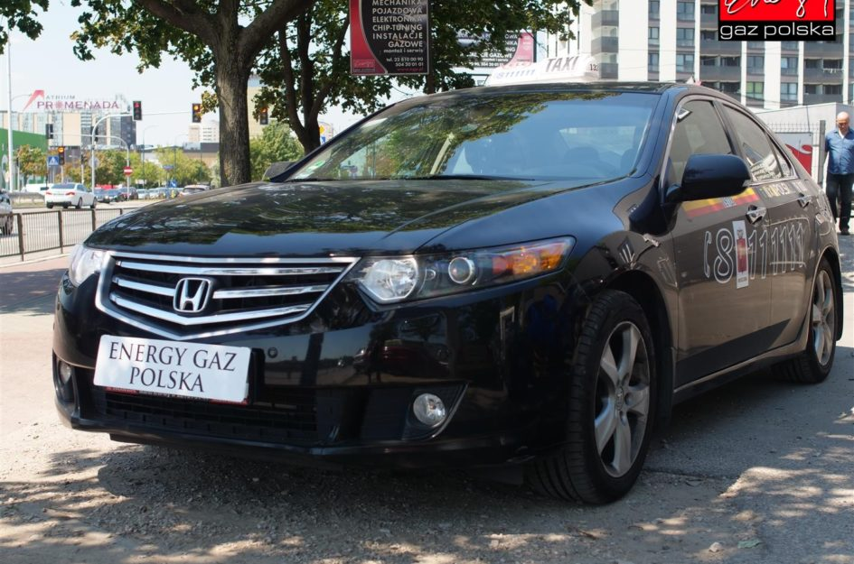 HONDA ACCORD 2.0 156KM 2009R LPG
