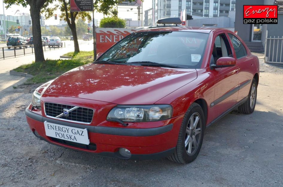 VOLVO S60 2.5T 210KM 2004R LPG