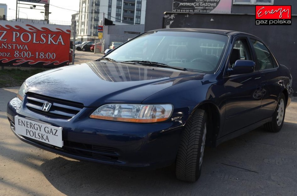 HONDA ACCORD 2.3 155KM 2002R LPG