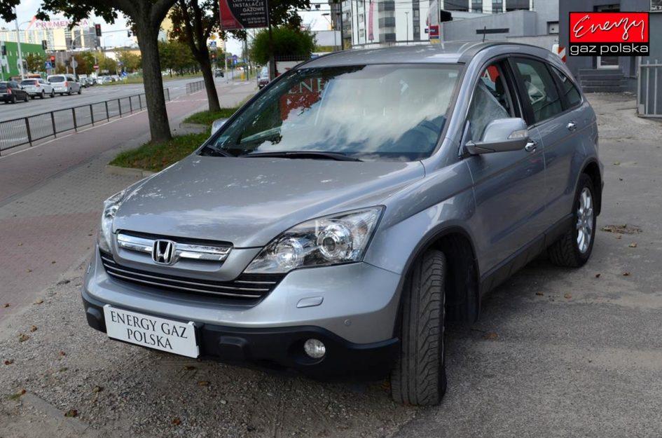 HONDA CR-V 2.0 110KM 2009R LPG