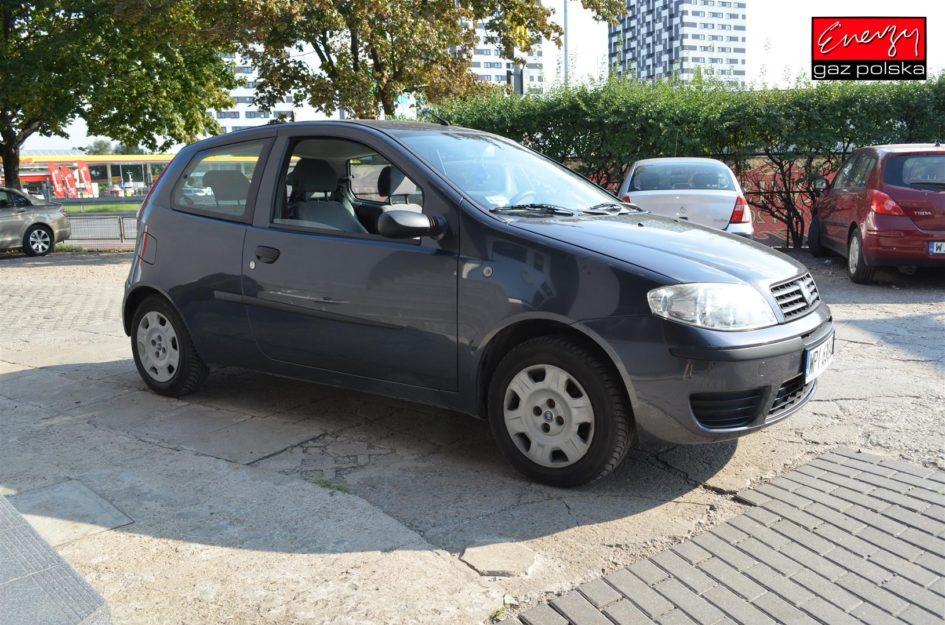 FIAT PUNTO 1.2 60KM 2003R LPG