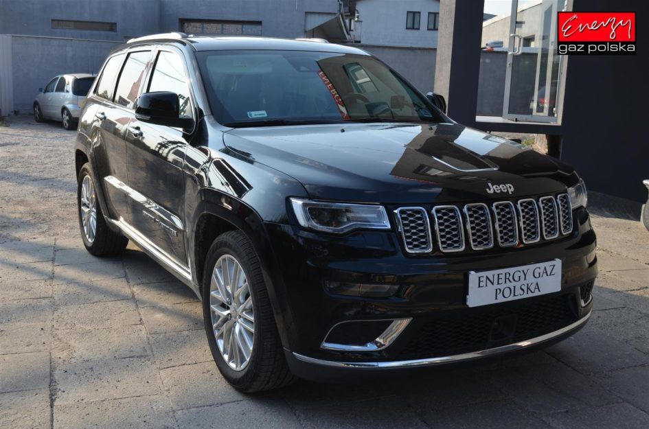 JEEP GRAND CHEROKEE 3.6 286KM 2017R LPG