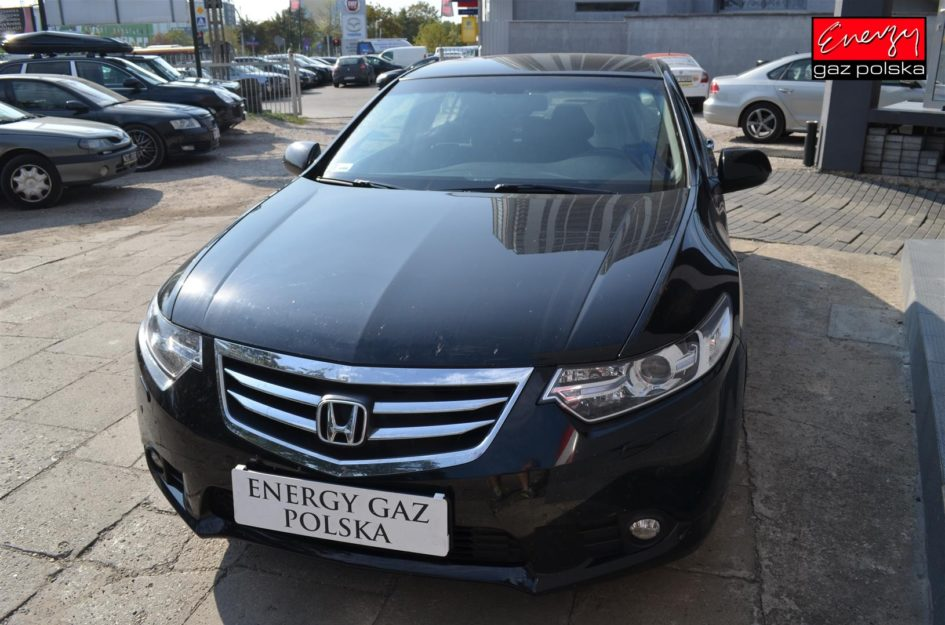 HONDA ACCORD 2.0 156KM 2014R LPG