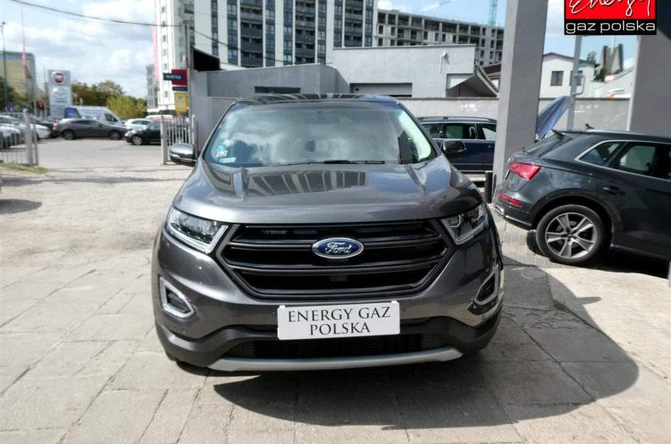FORD EDGE 2.0T 240KM 2015R KME SKY DIRECT LPG