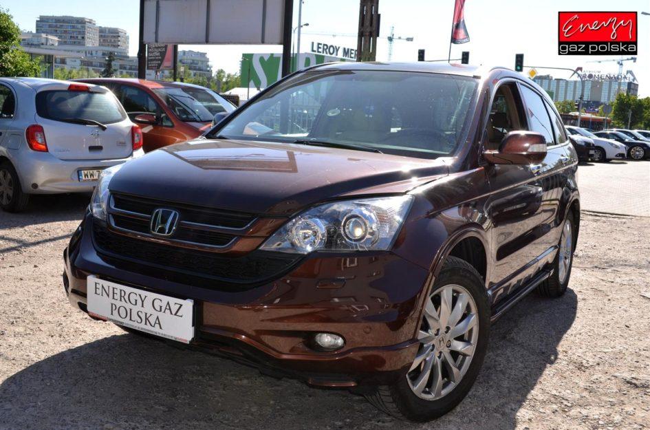 HONDA CR-V 2.0 150KM 2011R LPG