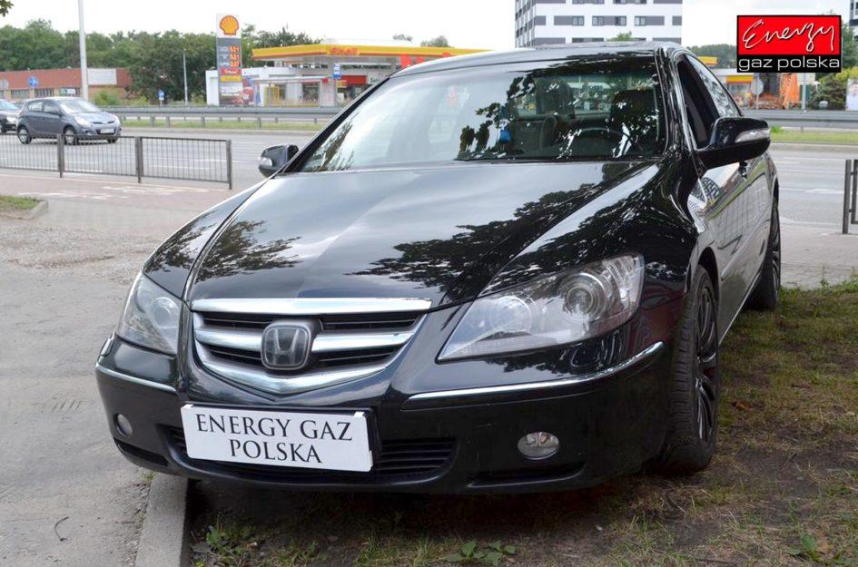 HONDA LEGEND 3.5 V6 295KM 2007R LPG