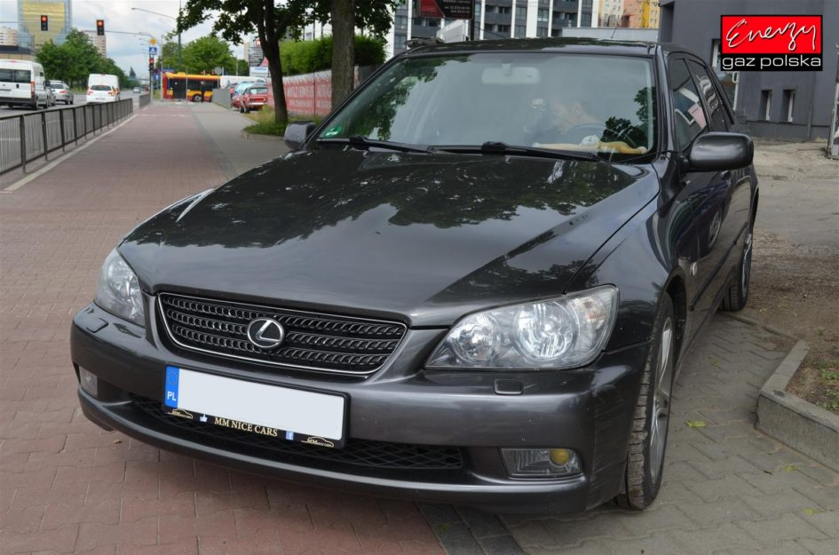 LEXUS IS 300 3.0 213KM 2004R LPG