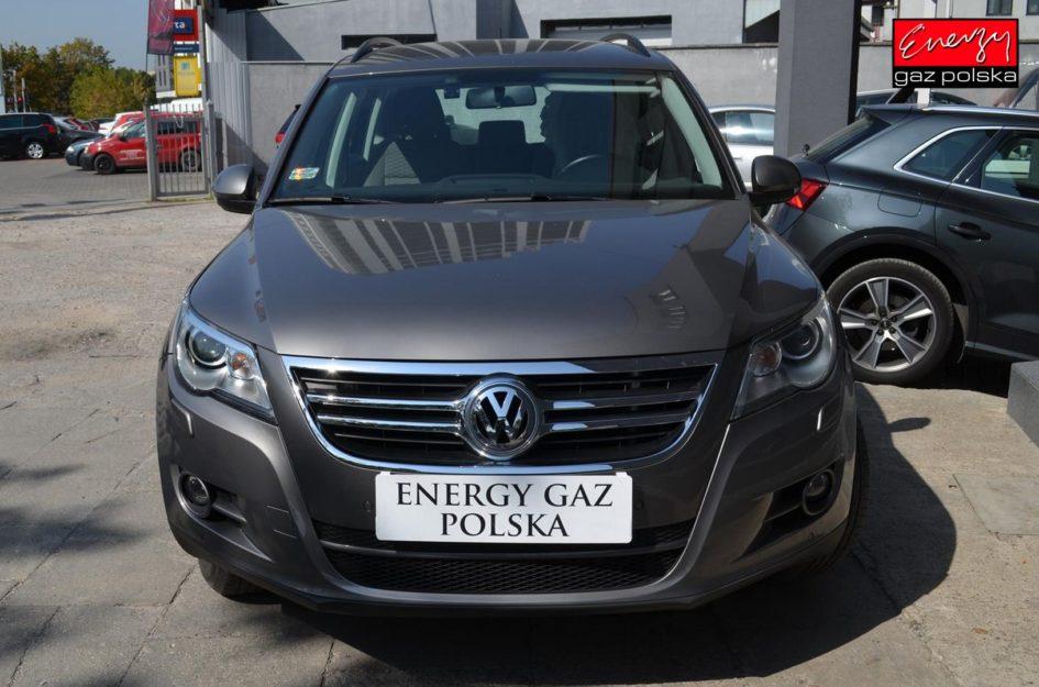 VW TIGUAN 2.0 170KM 2011R LPG