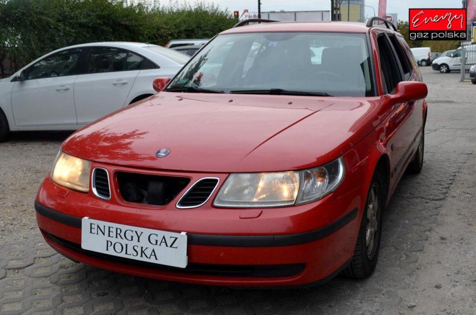 SAAB 9-3 2.3T 175KM 2005R LPG