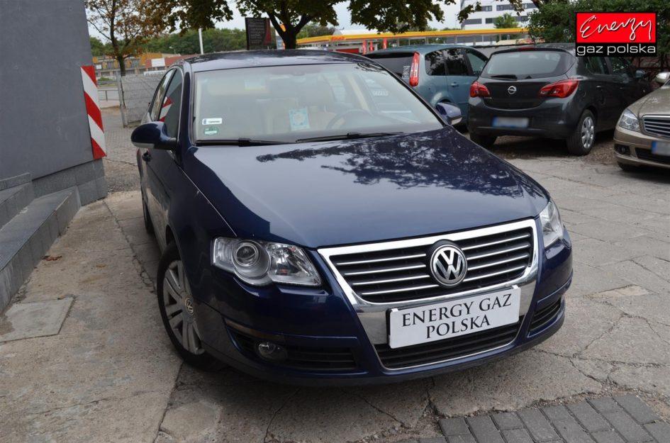 VW PASSAT 2.0 150KM FSI 2007R LPG