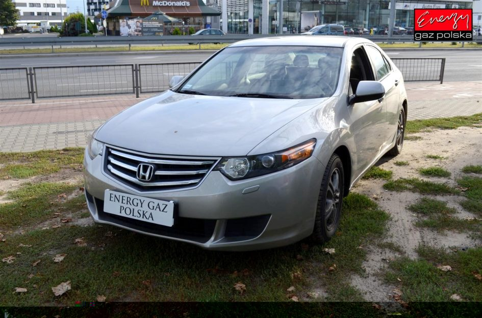 HONDA ACCORD 2.0 150KM 2009R LPG