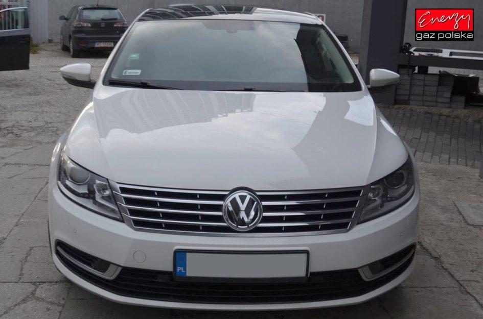 VW PASSAT 2.0 210KM 2012R LPG