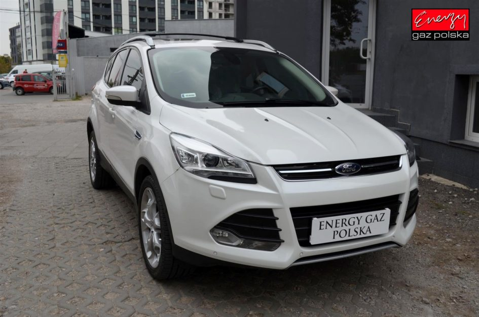 FORD ESCAPE 2.0 243KM 2013R LPG