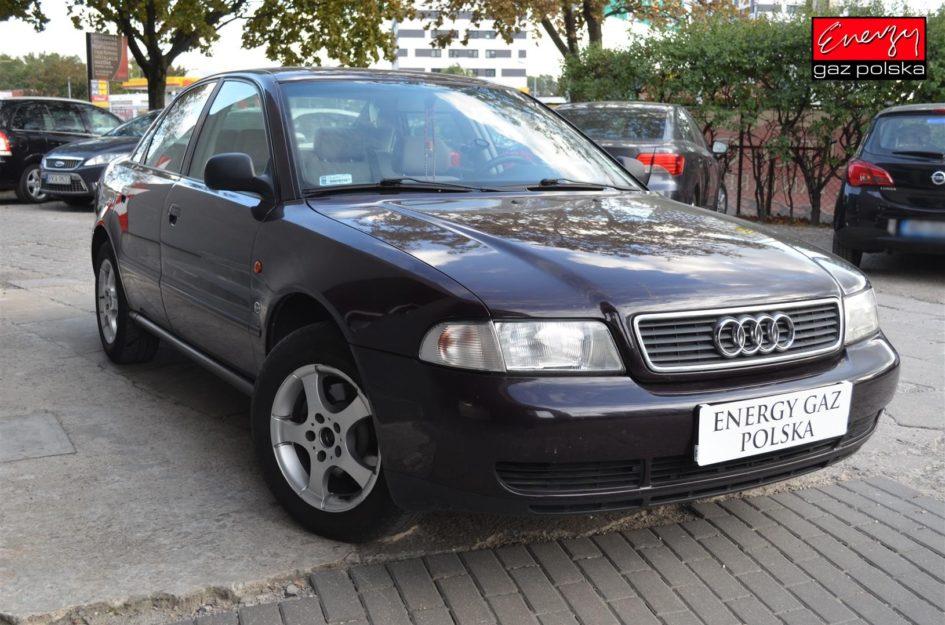 AUDI A4 1.6 101KM 1996R LPG