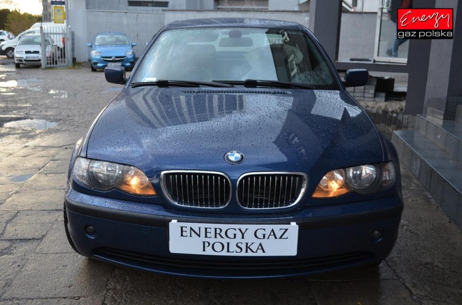BMW 320 1.8 115KM 2003R LPG