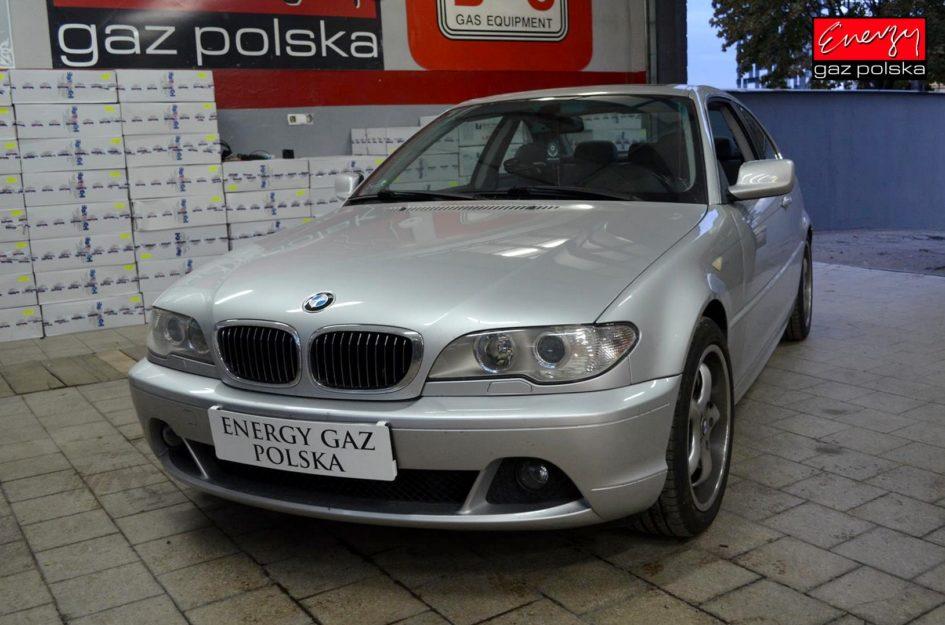 BMW 325 2.5 192KM 2004R LPG