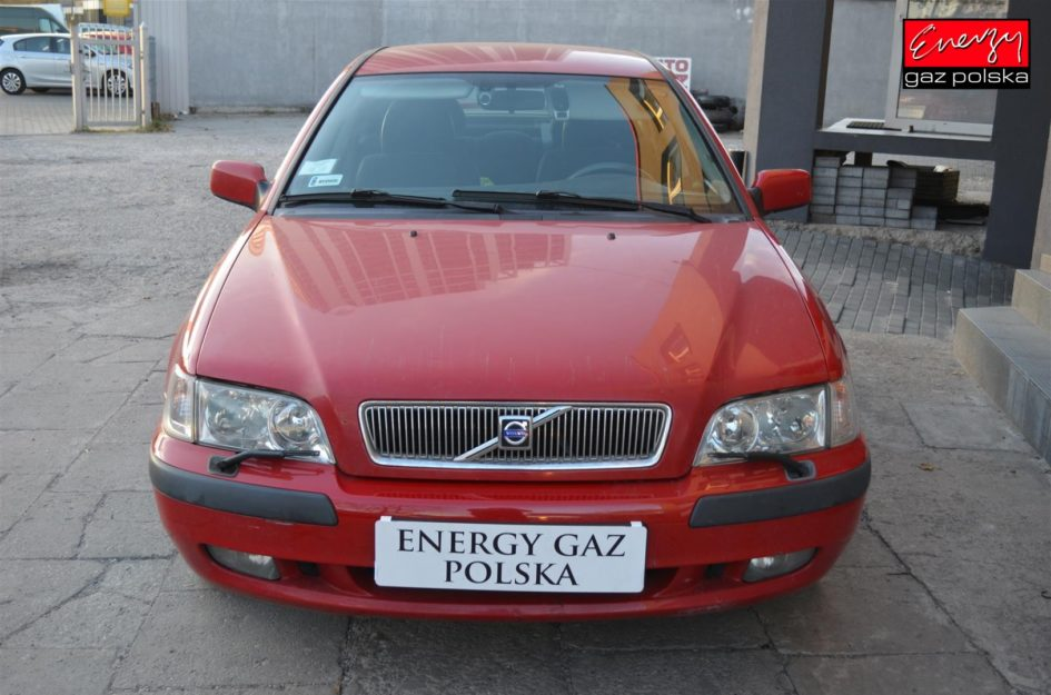 VOLVO S40 1.8 120KM 2001R LPG