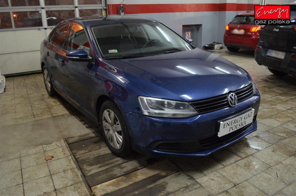 VW JETTA 1.2T 105KM 2012R LPG
