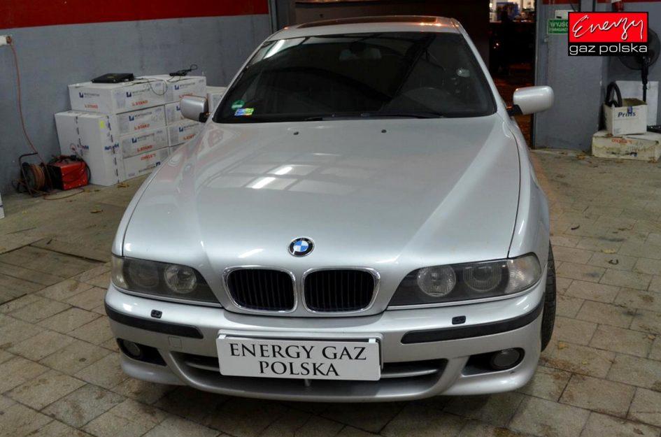 BMW E39 2.5 170KM 1999R LPG