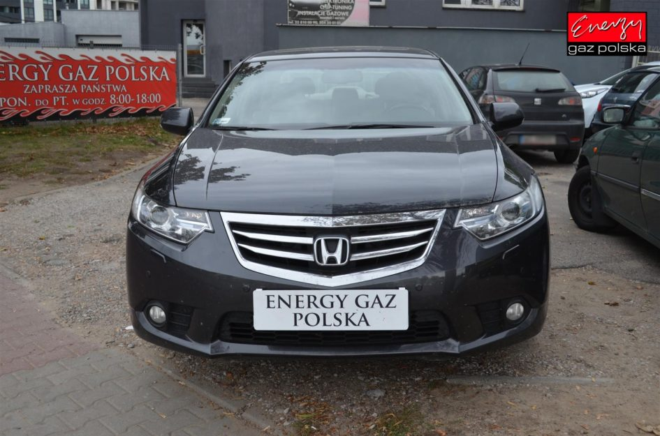 HONDA ACCORD 2.4 201KM 2011R LPG