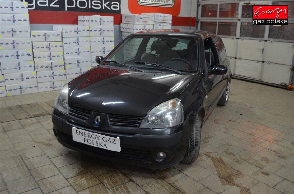RENAULT CLIO 1.4 98KM 2004R LPG