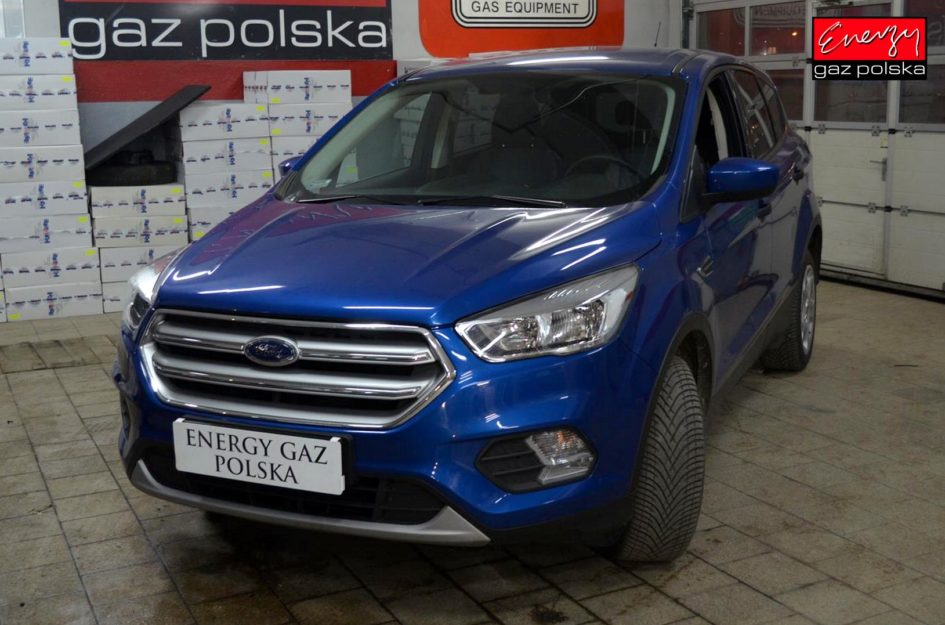 LPG FORD ESCAPE 2.5 170KM 2017R