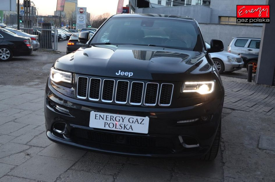 JEEP GRAND CHEROKEE SRT8 6.4 468KM 2014R LPG