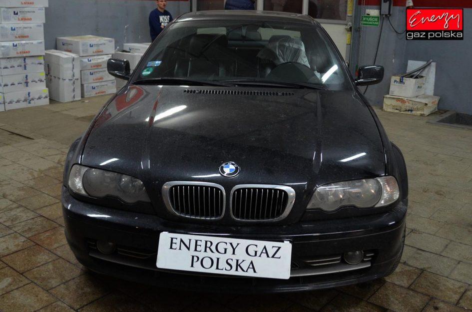 BMW E46 3.0 231 KM 2001R LPG