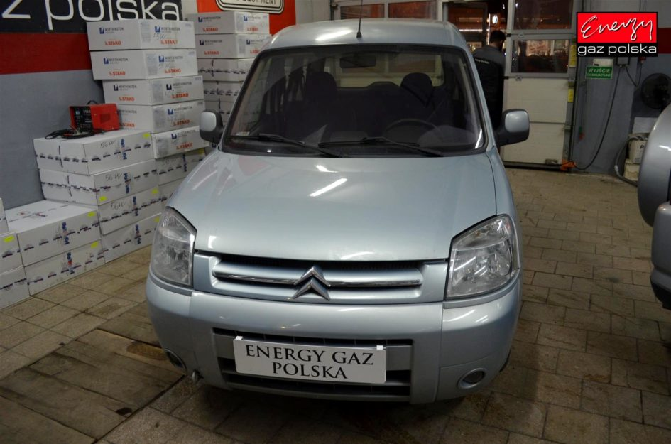 CITROEN BERLINGO 1.6 110KM 2006R LPG