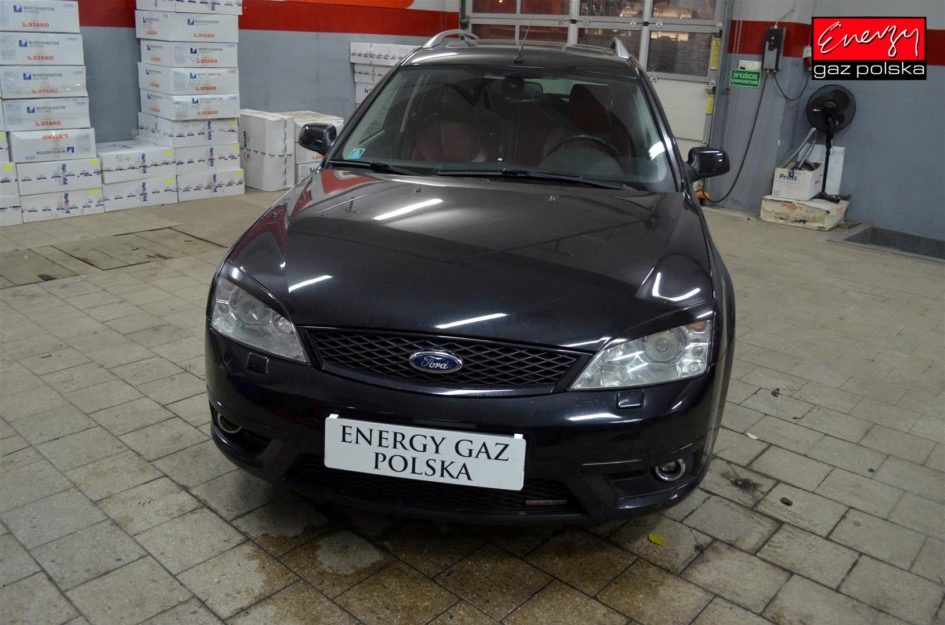FORD MONDEO ST 3.0 220 KM LPG