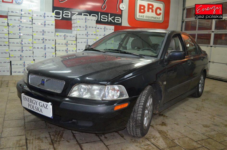 VOLVO S40 1.8 122KM 2001R LPG