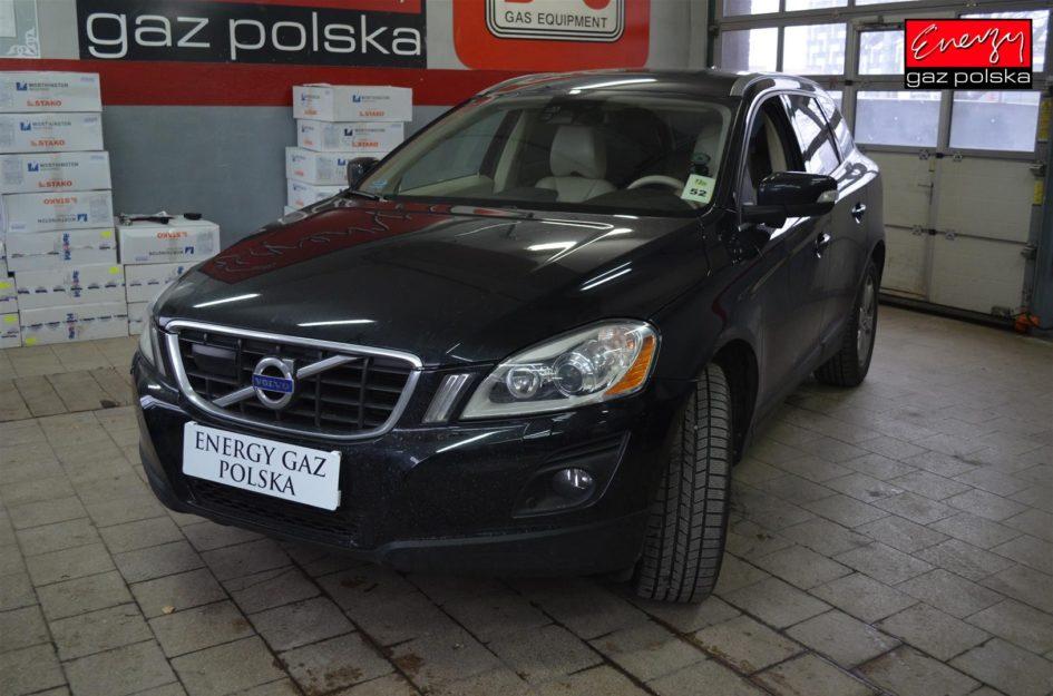 VOLVO XC60 3.0T 330 KM 2009R LPG