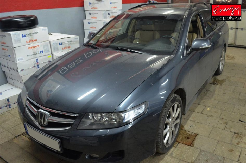 HONDA ACCORD 2.4 190KM 2006R LPG