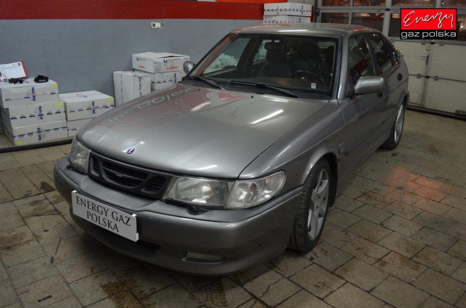 SAAB 9-3 2.0T 205KM 2001R LPG