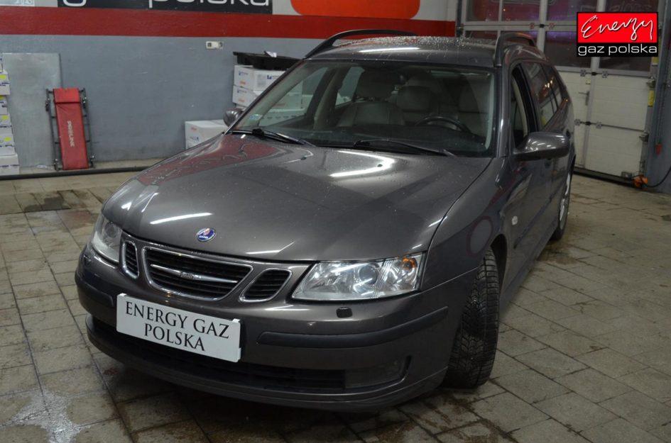 SAAB 9-3 2.0T 210KM 2005R LPG